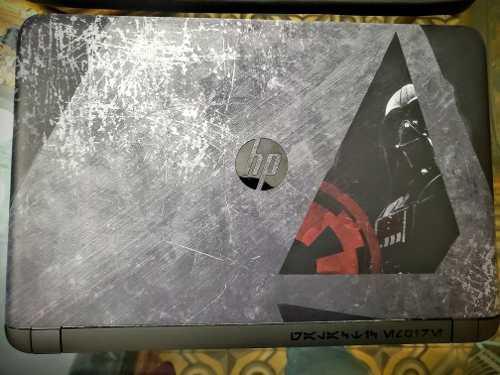 Laptop Hp Edición Especial Star Wars