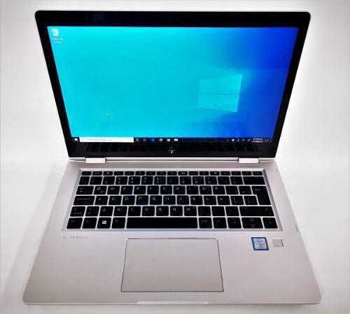 Laptop Hp X360 1030 G2 Core I5 7300u 8gb 256gb Ssd Touch