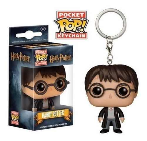 Llavero Funko Pop Harry Potter Original Oferta !