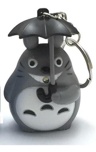 Llavero Mi Amigo Totoro Con Luz Led Y Sonido