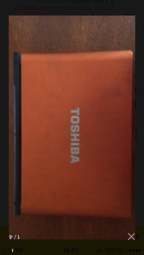 Mini Laptop Toshiba Modelo Nb505 Muy Poco Uso