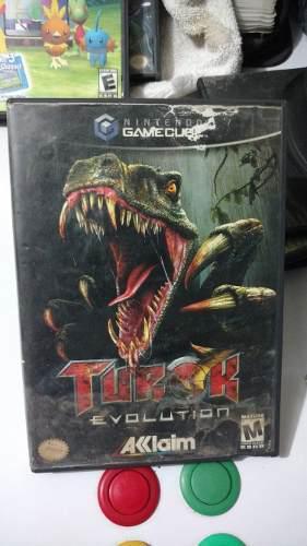 Turok Evolution Nintendo Gamecube