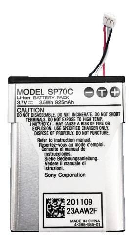 Bateria Pila Sp70c Para Psp Street E Nueva Y Original