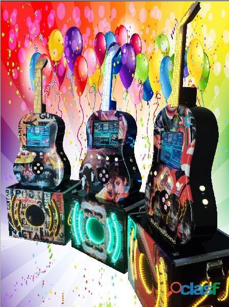 Renta de rockolas con karaoke en metepec y toluca
