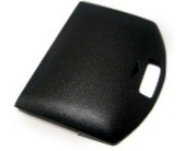 Tapa De Bateria Para Psp  Fat. Color Negro