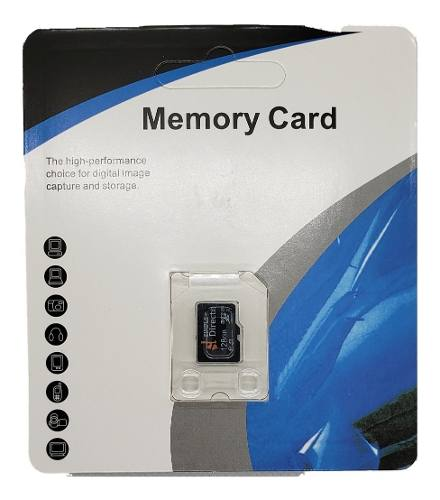 Tarjeta De Memoria Micro Sd De 128gb Clase 10 A1 Xc