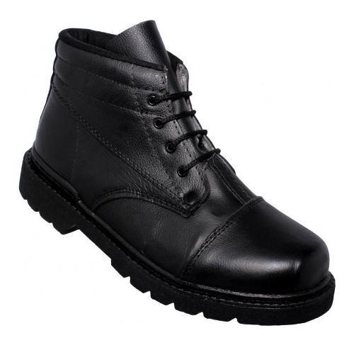Bota Industrial Simipiel Color Negro-mod.5002l57224372