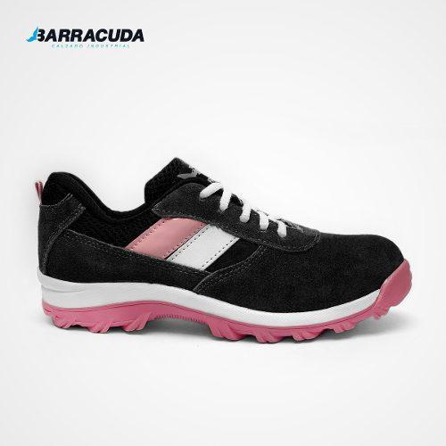 Calzado De Seguridad Industrial Tipo Tenis Para Mujer