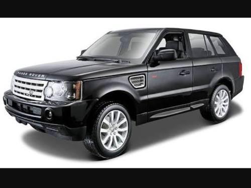Range Rover Sport 1:18 Maisto Burago Envío Gratis