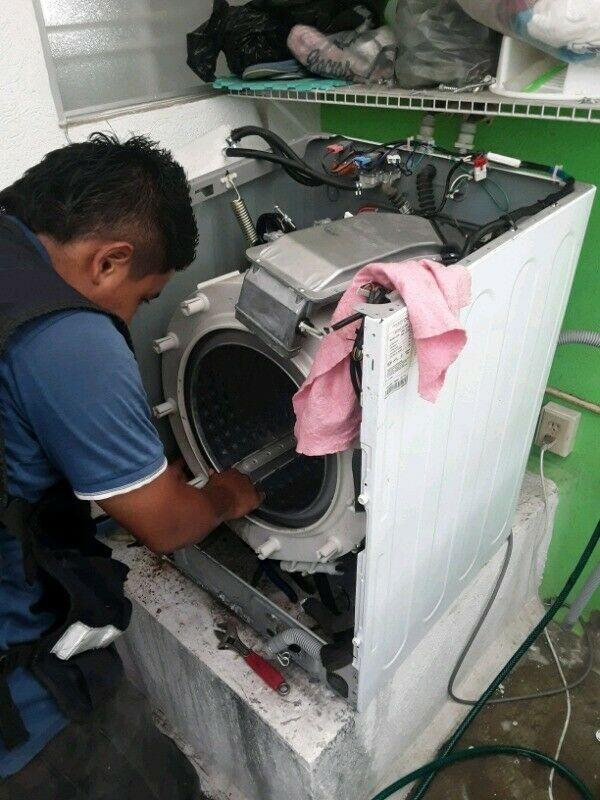 Reparación de Lavadoras Automáticas y Sistema Inverter