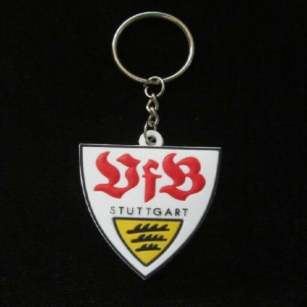 STUTTGART LLAVERO LOGO BUNDESLIGA ALEMANIA UEFA CHAMPIONS