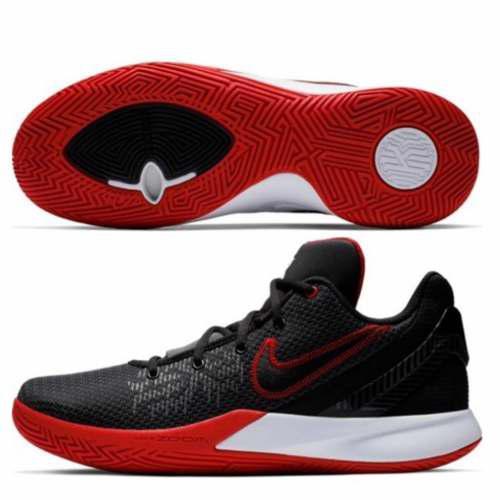 Tenis Basquet Nike Kyrie Flytrap Ii // Negro #5.5 Al 11 Mx