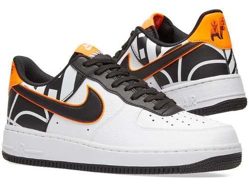 Tenis Nike Air Force 1 ´07 Lv8 Originales Nuevos En Caja