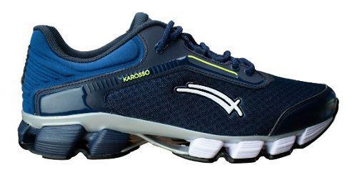 Tenis Para Correr Karosso Azul Marino Volt 6319