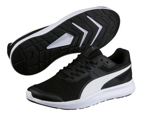 Tenis Puma Escaper Mesh Caballero Color Negro Full