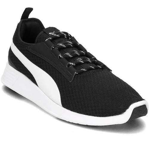 Tenis Puma Trainer Evo V2 Color Negro Para Caballero