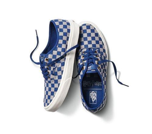Tenis Vans Harry Potter Authentic Ravenclaw Coleccion