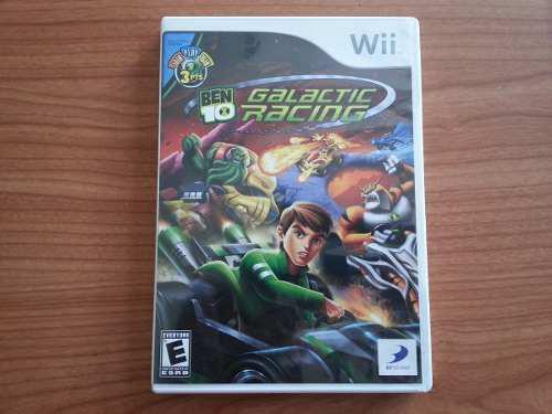 Ben 10: Galactic Racing Wii Juego Envio Gratis