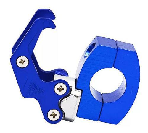 Gancho Para Bolsa De Equipaje, Color Azul