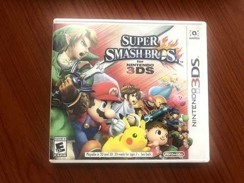 Juegos De Nintendo 3ds Seminuevos Con Y Sin Caja