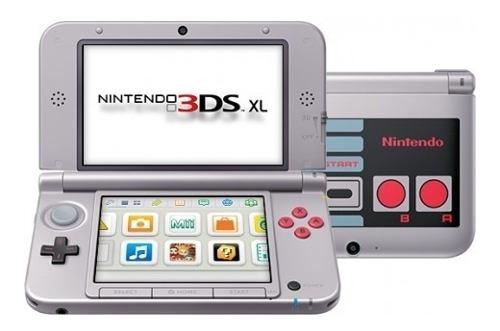 Nintendo 3ds Xl Edicion Super Mario Nes