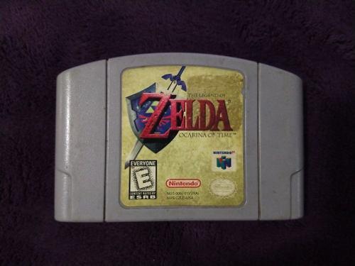 Pack Juegos De Colección Zelda N64, Wii Y Wii U.