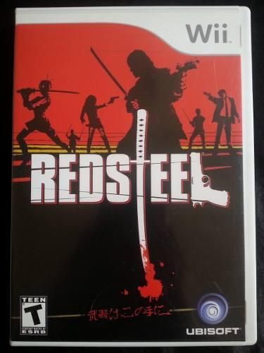 Red Steel Wii Juego Envio Gratis