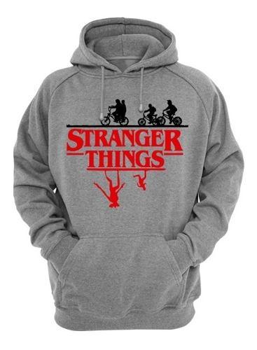 Sudaderas Stranger Things Niños Y Adultos - 18 Modelos Disp