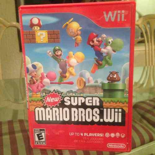 Super Mario Bros.wii Juego Para Wii