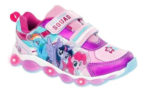 Tenis Con Luces Para Niña My Little Pony  Dog