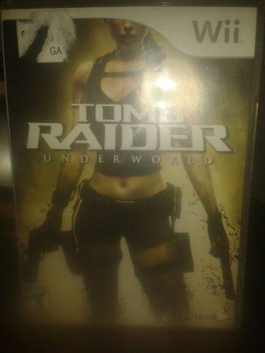 Tomb Raider Underworld / Juegos Wii / Wii