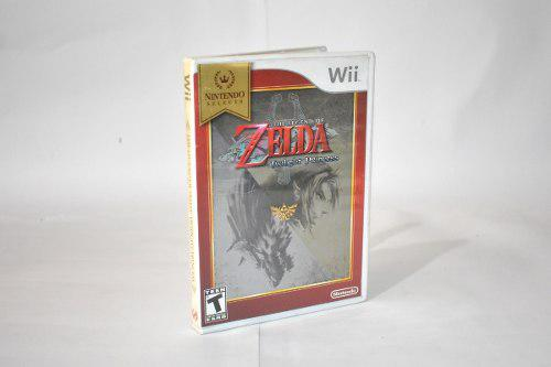 Zelda Twilight Princess Wii Juegazo Completo Nintendo