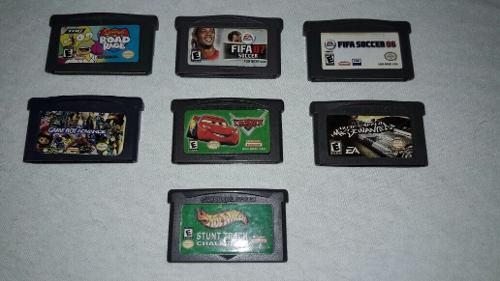 7 Juegos Para Game Boy/advance/nintendo Ds
