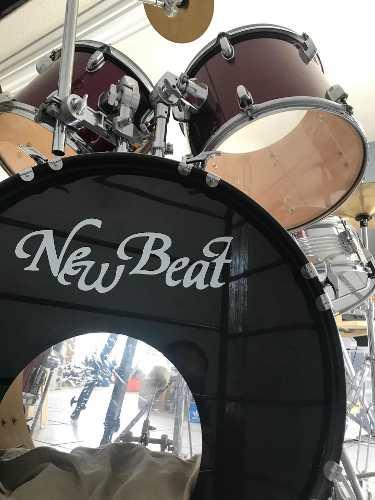 Batería New Beat