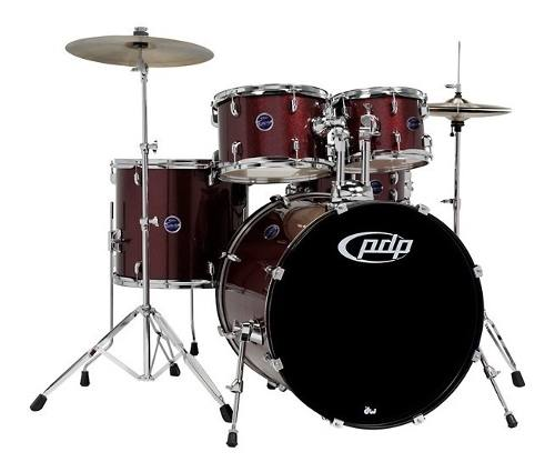 Bateria Musical Completa Pdp By Dw Encore