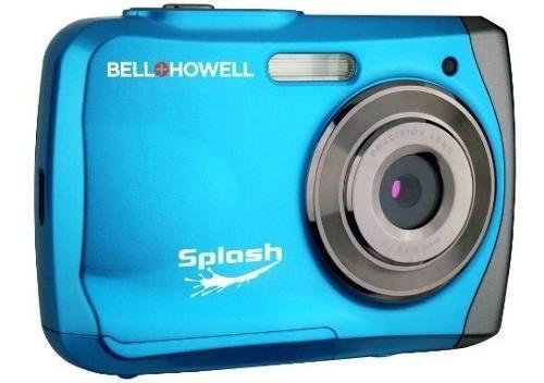 Bell Howell Wp7 Camara Digital Resistente Al Agua De 16 Mp
