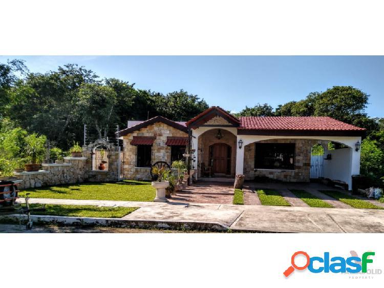 Hermosa casa en venta en Campestre Del Pedregal