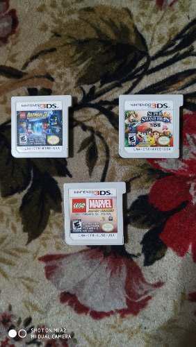 Juegos De Nintendo 3ds Varios Títulos