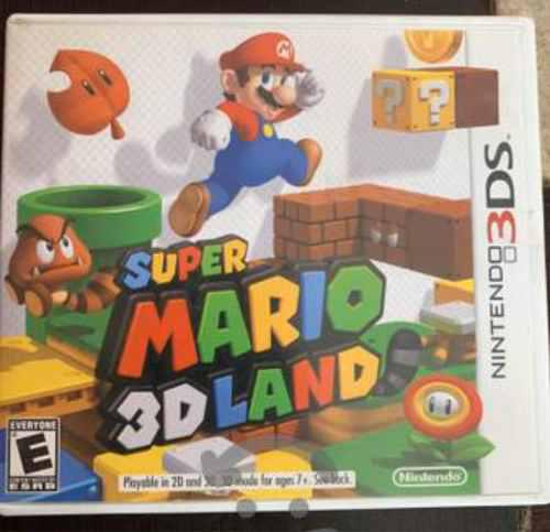 Juegos Nintendo 3ds Usados