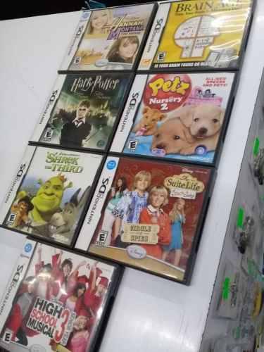 Juegos Para Nintendo Ds