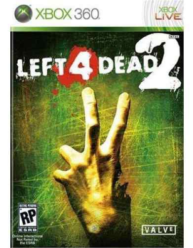 Left 4 Dead 2 Juegos Xbox 360 + Extras