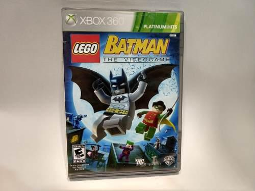 Lego Batman The Videogame Xbox 360 Juegazo En The Next Level