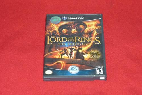 * Longaniza Games * Game Cube Lord Of The Rings Battle For