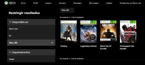 Lote De Juegos De Xbox 360 Digitales Licencias