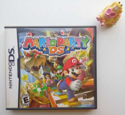 Mario Party Ds Nintendo Nds Garantizado