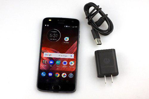 Moto Motorola Z2 Play Xt1710-02 64gb Octacore Lector Huella