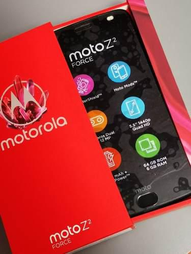 Motorola Z2 Force. Vendo O Cambio Por Huawei O iPhone