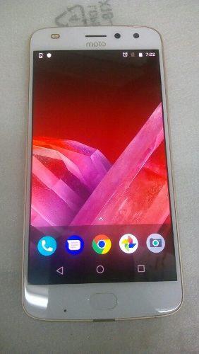 Motorola Z2 Play 64gb Liberado.huella.en Buen Estado.al 100