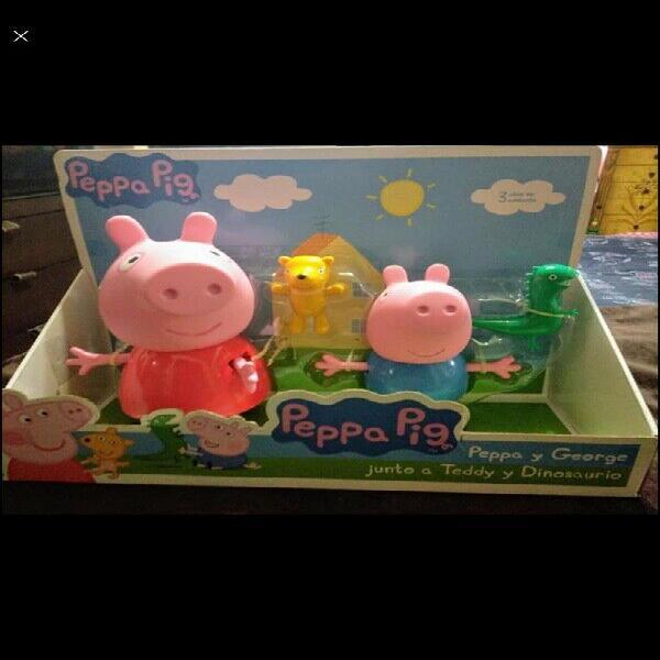 PEPPA PIG FIGURAS DE COLECCIÓN