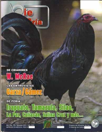 Revista Interés General Gallos Abril 2013 178 Lea Todo
